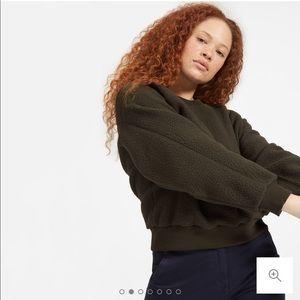 The ReNew Fleece Sweatshirt XS